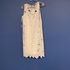 Neiman Marcus white dress size M